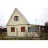 Дом 60 кв. м.  в СНТ Ильинское,  на участке 6 соток,  около с.  Ильинское,  Домодедовского района