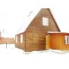 Дом 90 кв. м.  в СНТ Дорожник,  в 1 км от п.  Михнево,  Ступинского района.
