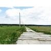 Земельный участок 24 соток в СНТ около деревни Кравцово,  Ступинского района.